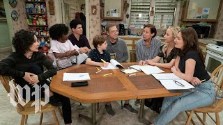 Death and laugh tracks: When sitcoms write off a character