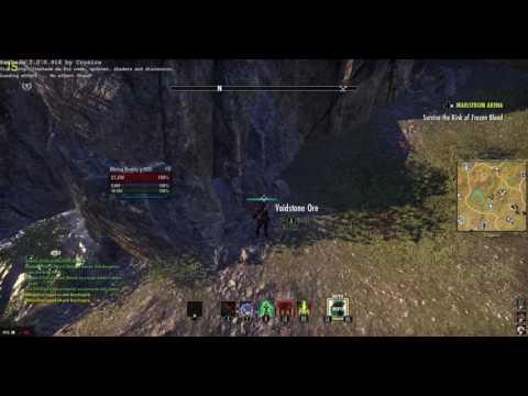 Elder Scrolls Online Fortified Nirncrux Craglorn
