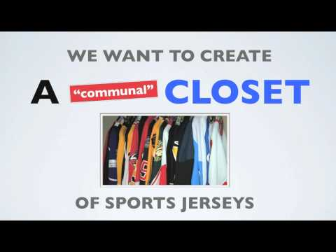 Why Buy Another Sports Jersey!?