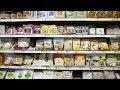 Korean Grocery Shopping: noodles, powders, grains,  beans, & seaweed