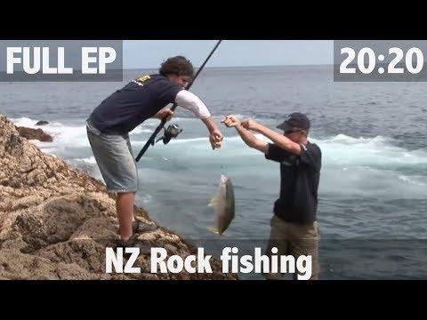 LAND BASED FISHING IN NEW ZEALAND