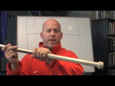 How To Tape Your Lacrosse Goalie Stick