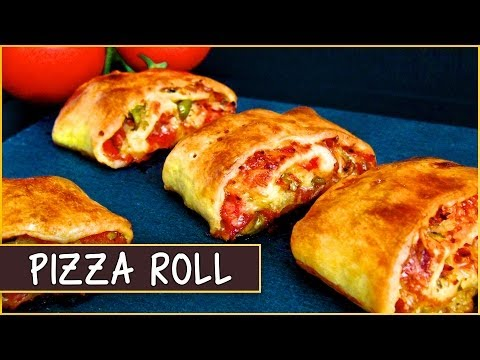Recipe of the pizza roll