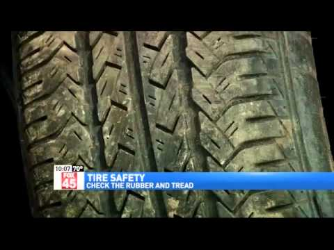 Tires Have a Shelf Life, How to Ensure Yours are Safe