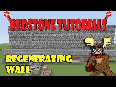Regenerating Wall