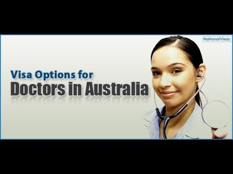 Pathway to get immigration and become a Doctor in Australia