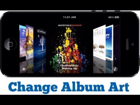 Add/Change Your Album Artwork on iOS Devices