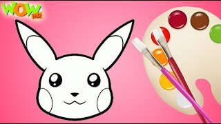 How To Draw Popular Cartoon Character | Drawing compilation | Wow Kidz