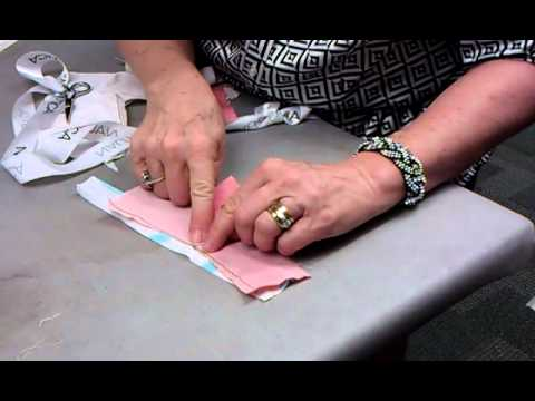 SLCC Intermediate Sewing Demo: Continuous Placket