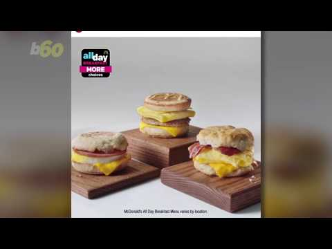 McDonald's Breakfast Catering May Soon Be Coming Your Way
