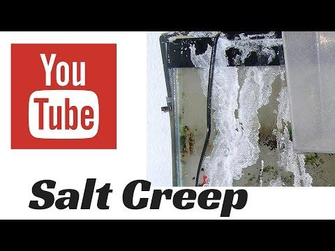 salt creep : what is salt creep