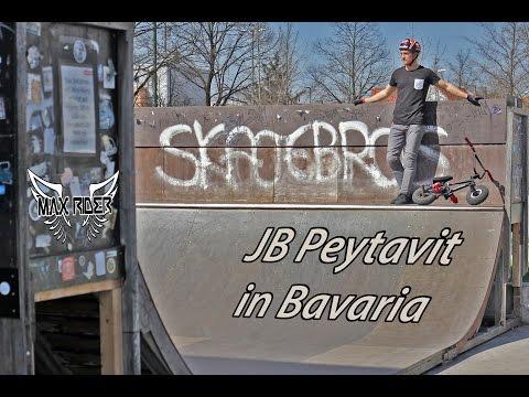 Max Rider - JB Peytavit In Germany