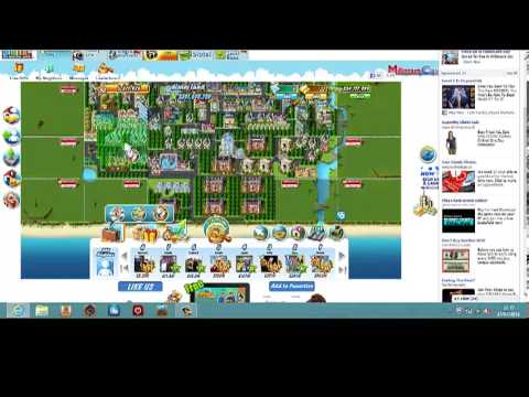 Millionaire City best way to make money by contracts
