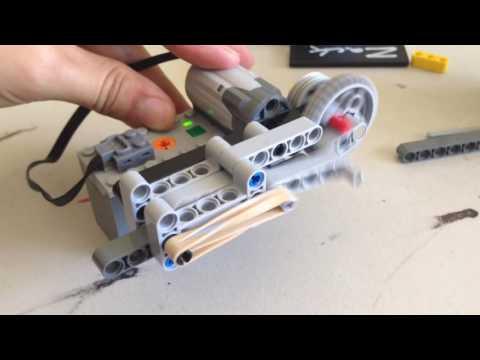 Automatic Lego Gun