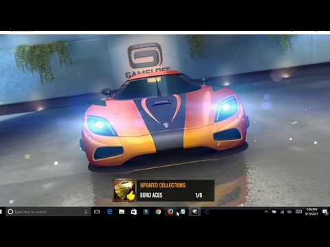 HOW TO GET UNLIMITED COINS FOR ASPHALT 8 FOR WINDOWS 10