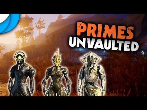 Warframe - How to get Frost Prime, Ember Prime & Loki Prime in 2018 | Guide