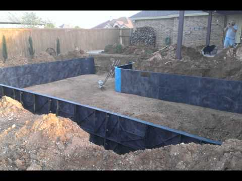 Yes, you CAN build your own swimming pool!