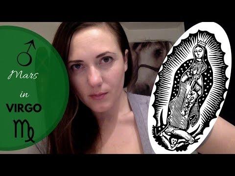 Mars in Virgo Man or Woman