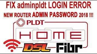 adminpldt Default Password for ONU ZYXEL BAUDTEC pldthomefib