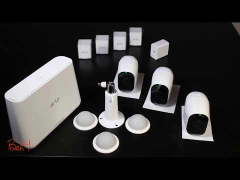 Arlo Pro Wire-Free Security Camera System by Netgear