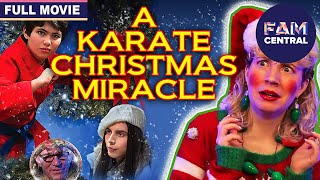 A Karate Christmas Miracle (2019)   Full Christmas Action Movie