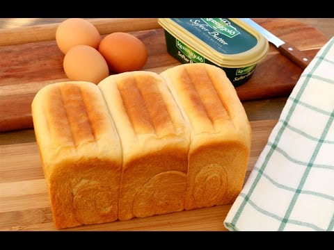 Super Soft and Moist Chinese Bakery Milk Bread | Hokkaido Milk Bread Recipe | 牛奶湯種麵包 土司