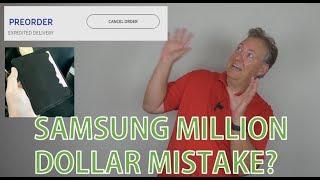 Samsung Galaxy Fold Already Breaking? Screens bad already?