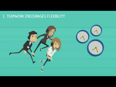 5 Reasons Why Effective Teamwork is Important for all Organisations