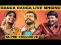 LIVE SINGING: Viswasam Danga Danga Song by Senthil Ganesh & Rajalakshmi | GND 21 mp3