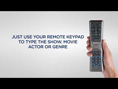 Cox Communications | How To Use Contour Smart Search