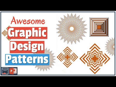 PowerPoint Tips: Awesome Graphic Design Patterns