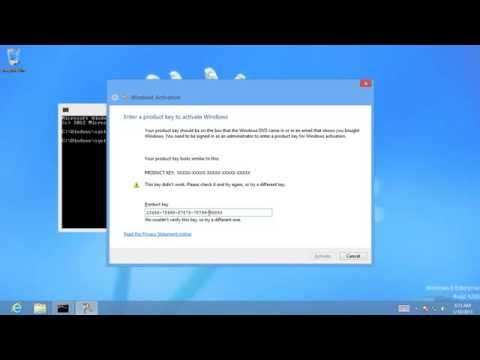Windows 8.1 ALL VERSION Product Key Activation