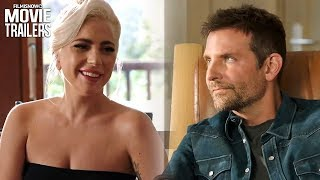 "A STAR IS BORN ""Creating The Sound"" Featurettes NEW (2018) - Bradley Cooper & Lady Gaga"