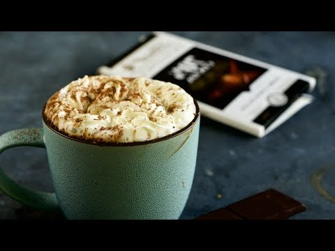 Homemade Hot Chocolate Recipe | How to Make Best Hot Chocolate At Home