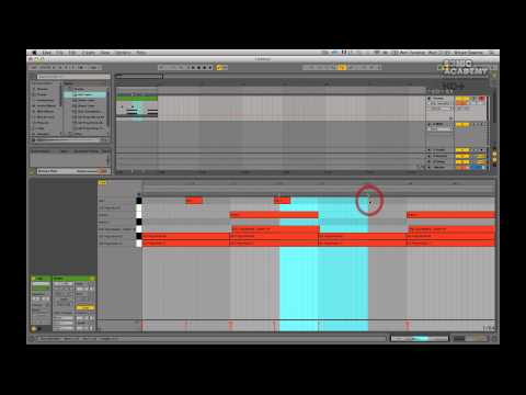 Funky House Tutorial in Ableton Live 9 - Drums Programming - Making the Beats