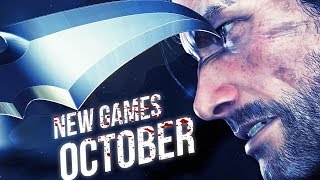 Top 10 NEW Games of October 2017