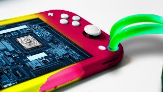 I tried to make a better Switch Lite