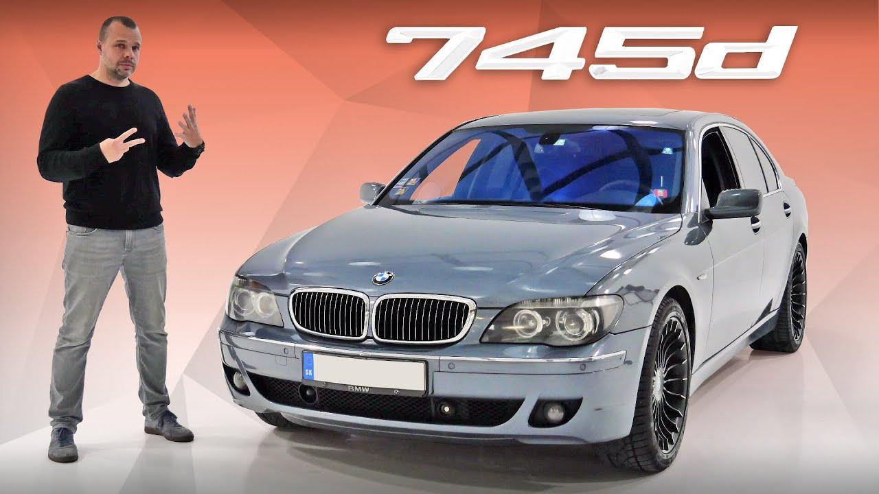 Tomiho BMW 745d E65 - volant.tv