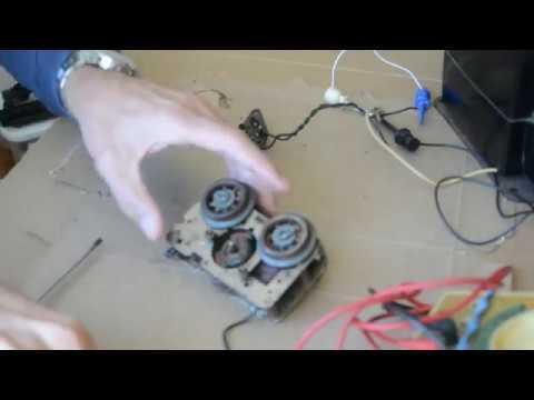 Lionel O-Gauge #262 Restoration Part 2 - Motor Repair