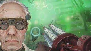 "NEW SUPER RAY GUN ""Black Ops Zombies"" FIVE Gun Mod Gameplay"