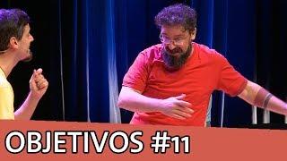 IMPROVÁVEL - OBJETIVOS #11