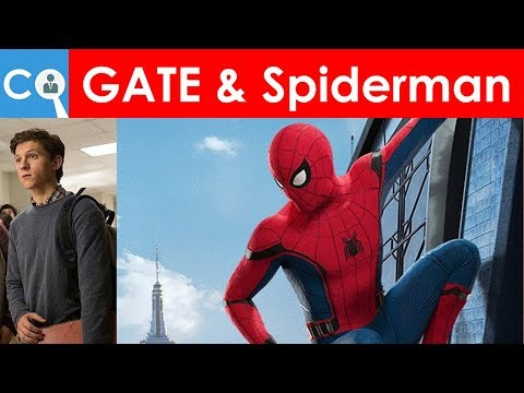 Be Spider-man ! if You are Working and College Going Candidate for GATE 2019