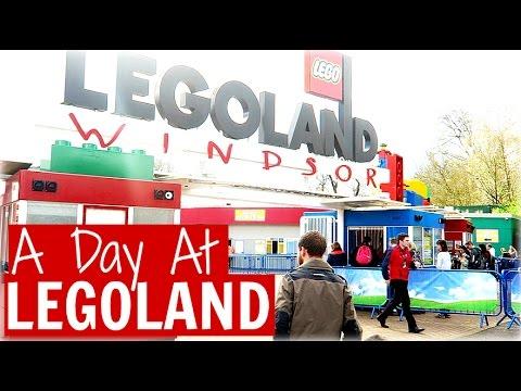 A DAY AT LEGOLAND WINDSOR    Alex Gladwin