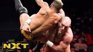 Lio Rush vs. Lars Sullivan: WWE NXT, Jan. 10, 2018