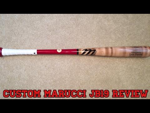 Custom Marucci JB19 Review
