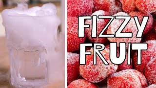 Fizzy Fruit | Kitchen Science Testing #2