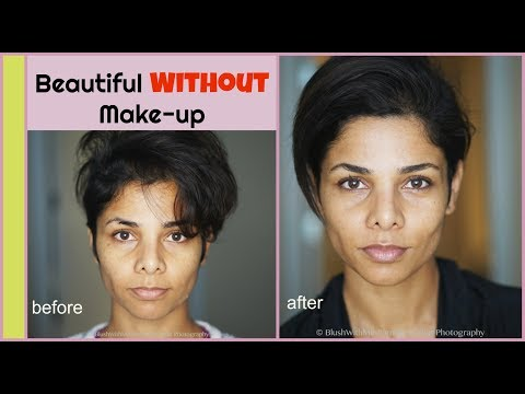 HOW TO LOOK NATURALLY BEAUTIFUL: beauty without make-up