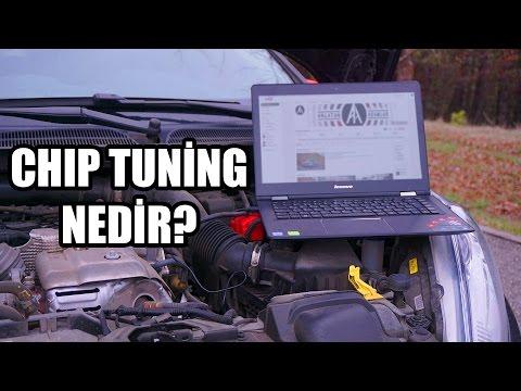 Ne Nedir? | Chip Tuning (Yazılım)