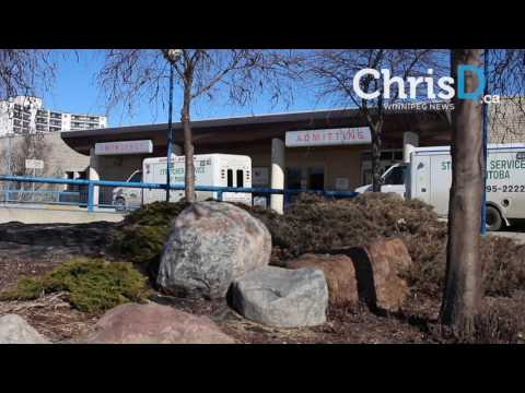 Changes to Manitoba Health Care - April 7 , 2017 - Winnipeg, Manitoba
