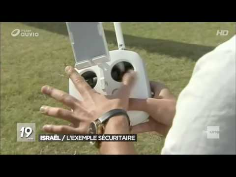 SESP Group | THE DRONE DEFEATER BY SESP FEATURED ON BELGIAN TV